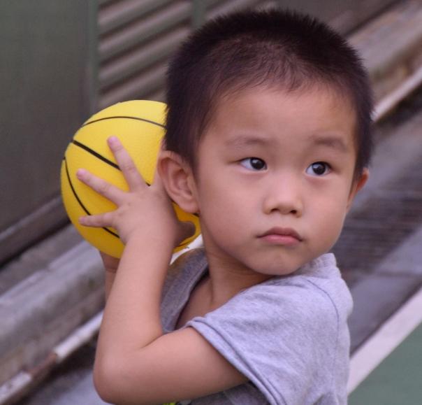 CHILD-BALL