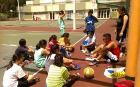 學校籃球營會
